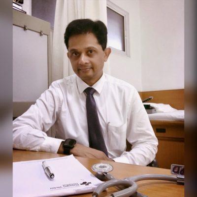 Dr Rajas Kalidas Deshpande