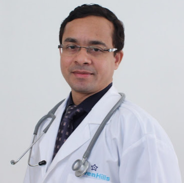 Dr Srinivas Janga