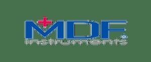 MDF instruments logo