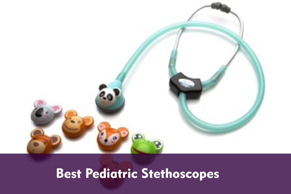 Best Pediatric Stethoscopes cover page image