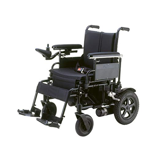 Drive Medical Cirrus Plus Folding Power Wheelchair