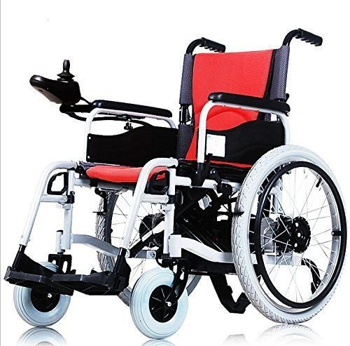 Portable Electric Wheelchair for Elderly and Disable Mobility