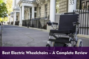 Cover image of best electric wheelchairs post