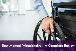 cover image of Best Manual Wheelchairs page
