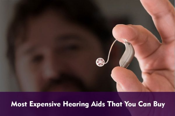 Cover Image of Most Expensive Hearing Aids