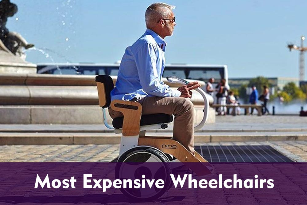 Most Expensive Wheelchairs