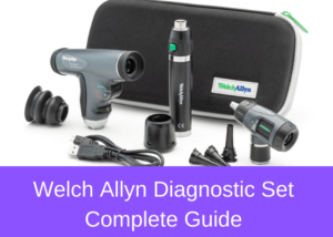 cover image of welch allyn diagnostic set