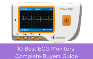 10 Best ECG Monitors - Complete Buyers Guide