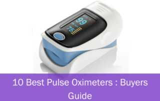 Cover image of Best Pulse Oximeters
