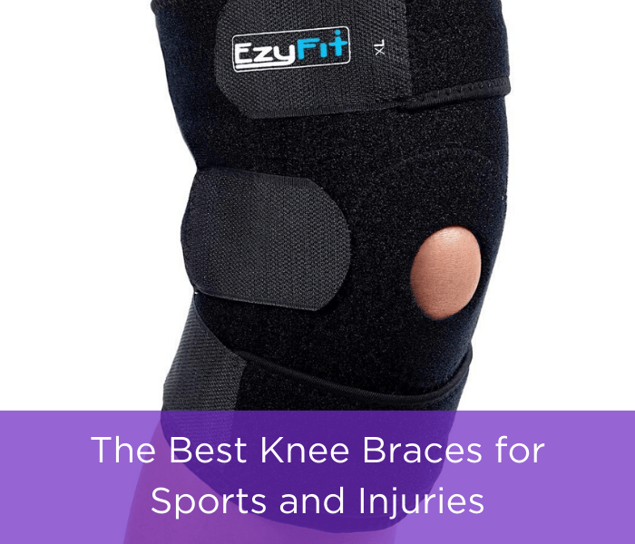 The Best Knee Braces for Sports and Injuries