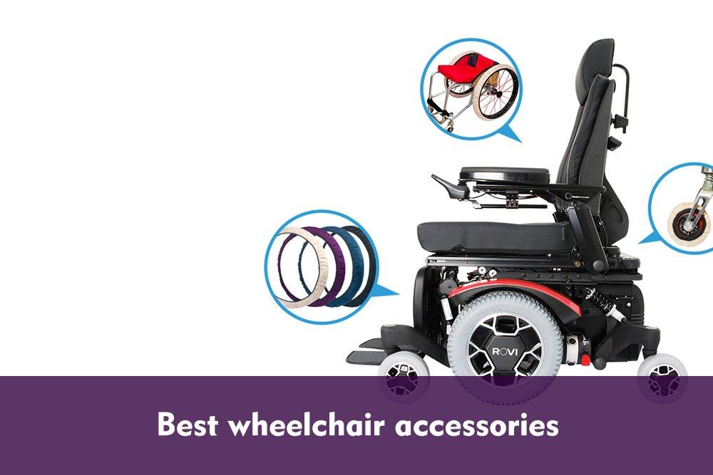 Best Wheelchair Accessories